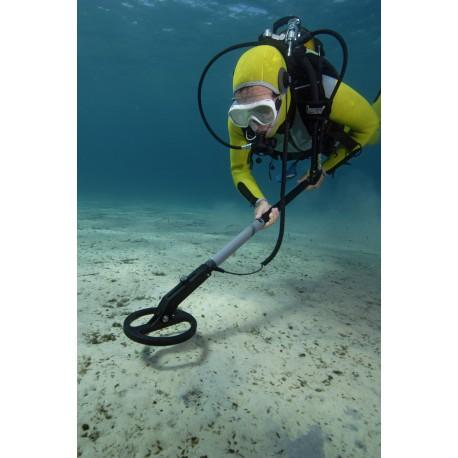 Détecteur de métaux sous-marin UWEX 722 C