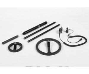 Versatile metal detector EBEX 410