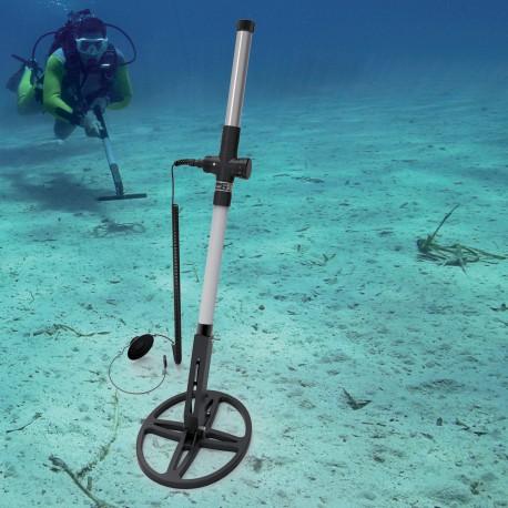 Détecteur de métaux sous-marin UWEX 725 D