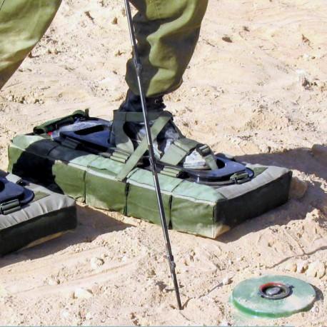 Chaussures pneumatiques