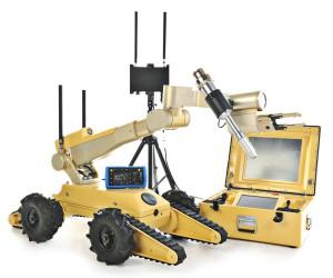 Robot télécommandé Guardian