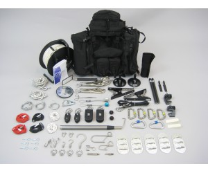 Hook and line kit Gamma-B backpack