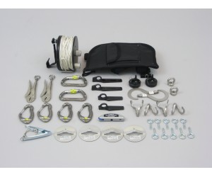 Delta lightweight hook and line kit