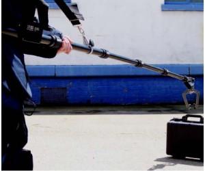 Robotic head telescopic manipulator Axis-2