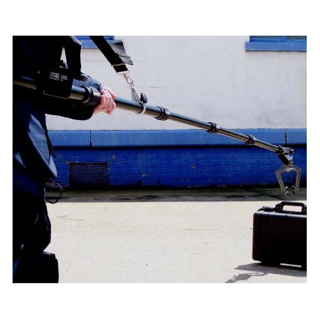 Robotic head telescopic manipulator Axis-2