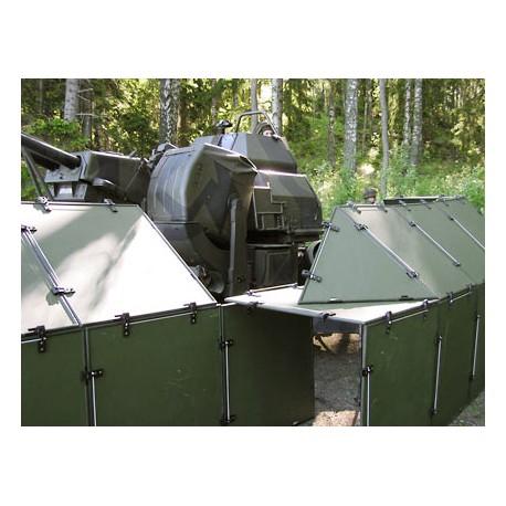 Système de panneaux de protection RASS