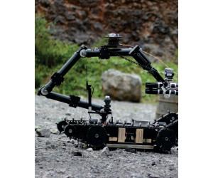 Robot télécommandé First Responder