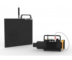 Flat Panel X-ray system STENOS