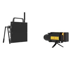 Système de Radioscopie SOSTOS à panneau plat