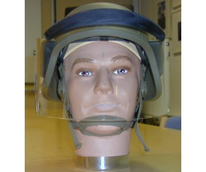 Helmet with visor K-96