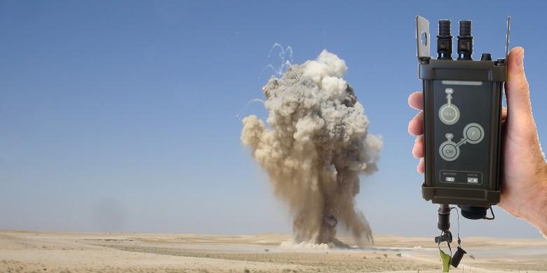 Hardwired Exploder ATLAS-450
