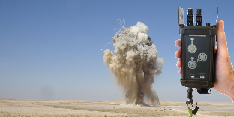 Exploseur filaire ATLAS-450